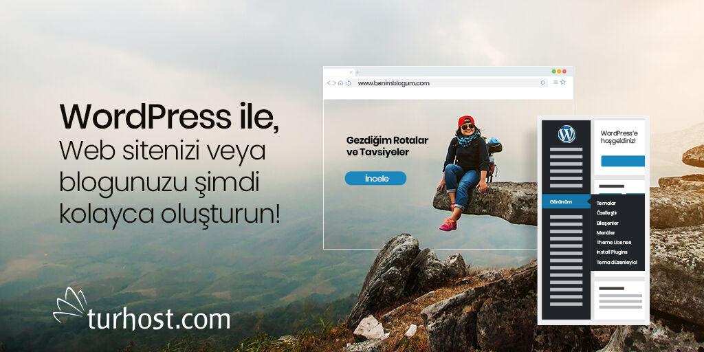 Turhost ile web sitemi açmak istiyorum!